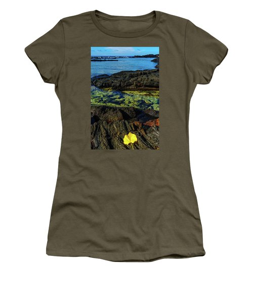 Lonely Leaf Women's T-Shirt
