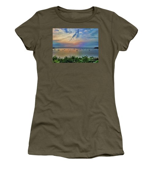 Long Island Sound From Glen Cove Women's T-Shirt
