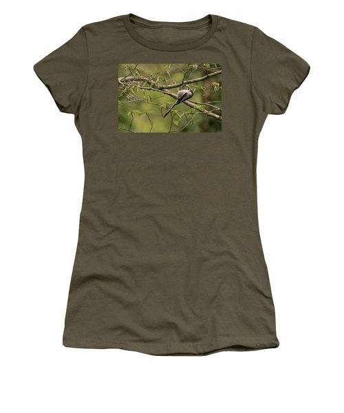 Long Tailed Tit Women's T-Shirt