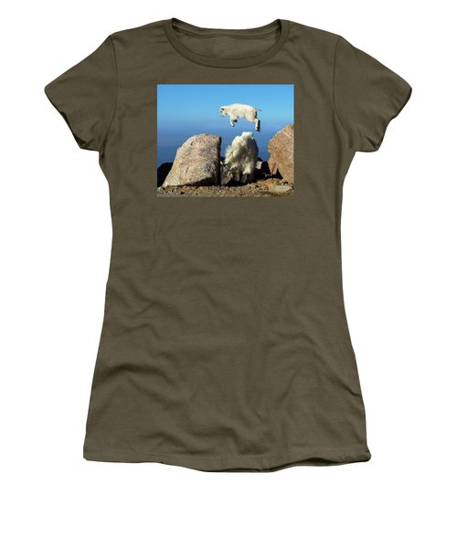 Look Ma, I'm Flying Women's T-Shirt