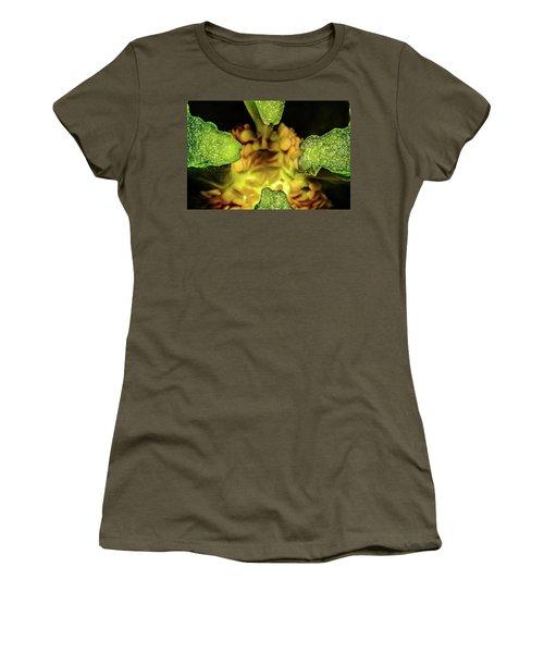 Looking Into A Pepper Women's T-Shirt