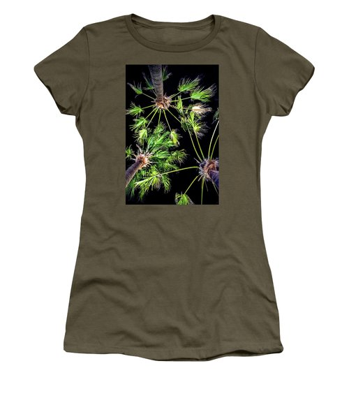Looking Up Women's T-Shirt
