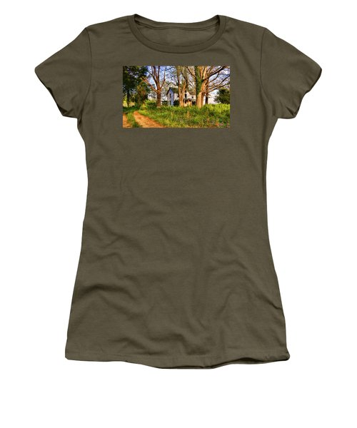 Lost And Abandoned  Women's T-Shirt
