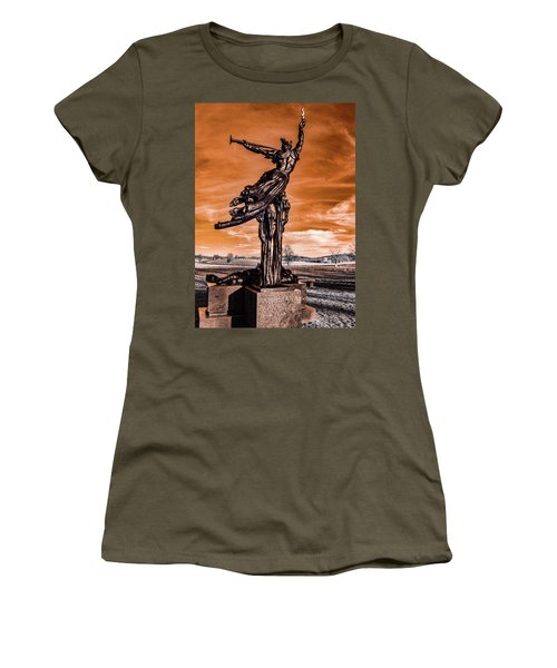 Louisiana Monument Women's T-Shirt