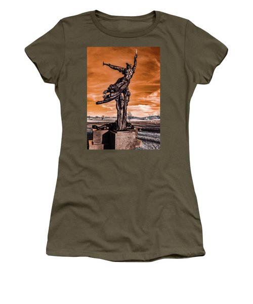 Louisiana Monument Women's T-Shirt