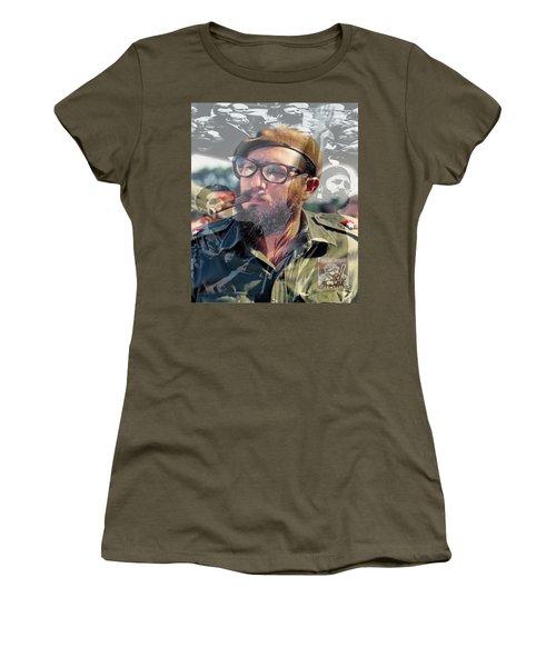 Loved Fidel Women's T-Shirt