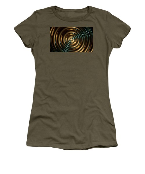 Women's T-Shirt featuring the digital art Luke by Missy Gainer