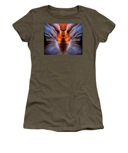 Luminous Canyon Women's T-Shirt