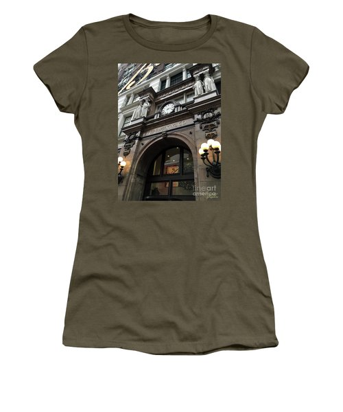 Macys Herald Square Nyc Women's T-Shirt