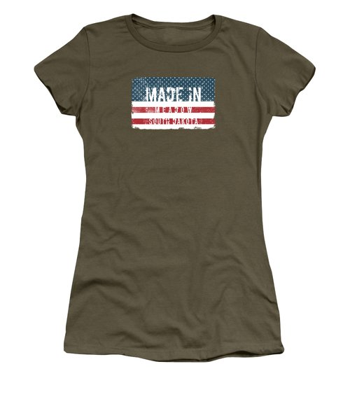 Made In Meadow, South Dakota Women's T-Shirt