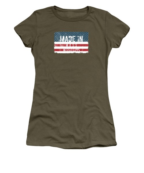 Made In Moss, Mississippi Women's T-Shirt