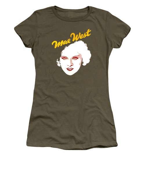 Mae West - T-shirt Women's T-Shirt