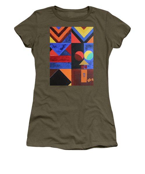 Magical Lines  Women's T-Shirt