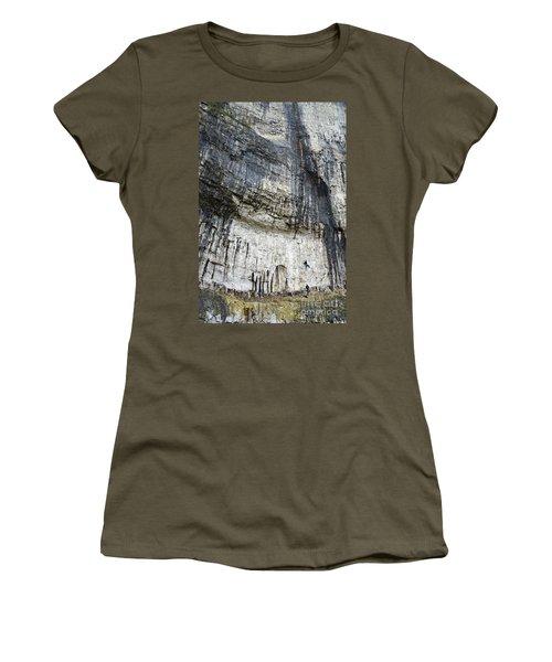 Malham Cove Climbers Women's T-Shirt