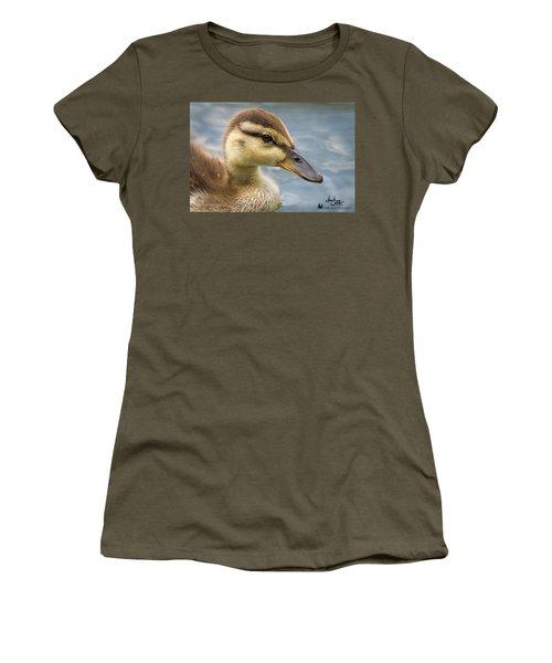 Mallard Duckling Women's T-Shirt