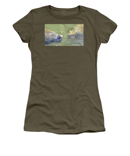 Manatee Love Women's T-Shirt