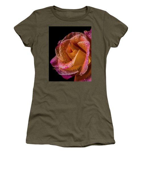 Mardi Gras Sprinkled Beauty Women's T-Shirt