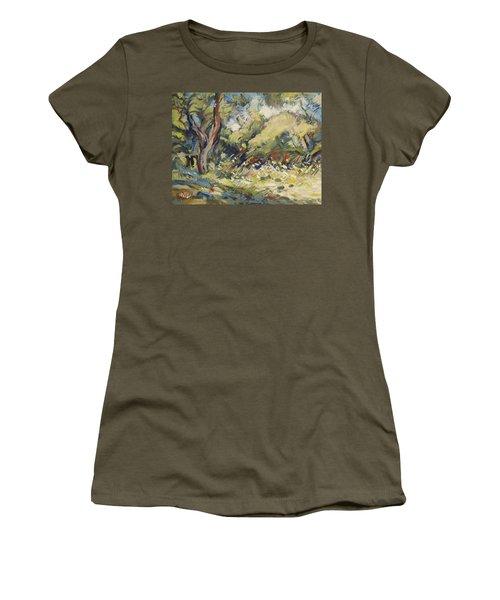 Marmari Olive Orchard Paxos Women's T-Shirt