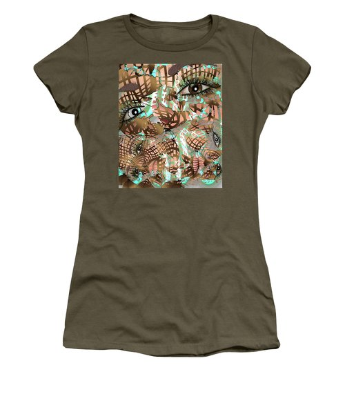 Mask Past Present Future Women's T-Shirt