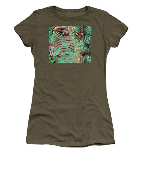Mask What Hides 3 Women's T-Shirt