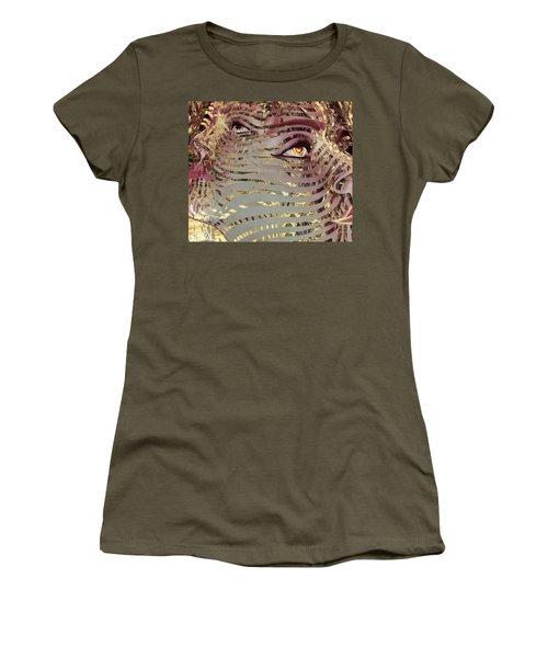 Mask What Hides 4 Women's T-Shirt