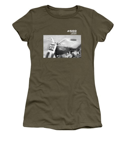 Mcqueens Desert Sled Number 502 Women's T-Shirt