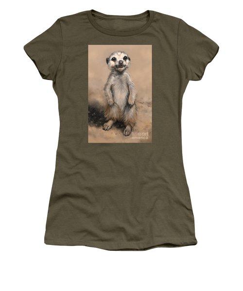 Meercat Women's T-Shirt
