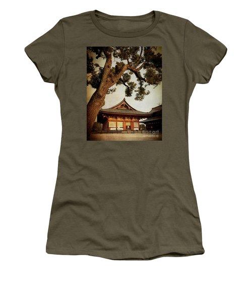 Memories Of Japan 3 Women's T-Shirt