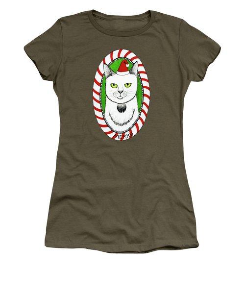 Merry Catmas Women's T-Shirt
