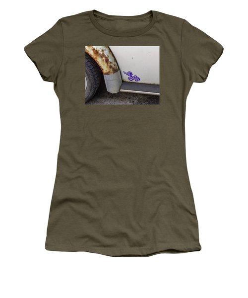 Metal Moth Women's T-Shirt