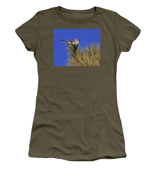 Mockingbird In White Pine Women's T-Shirt