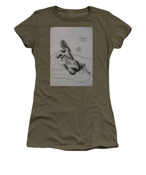 model named Chieh one Women's T-Shirt