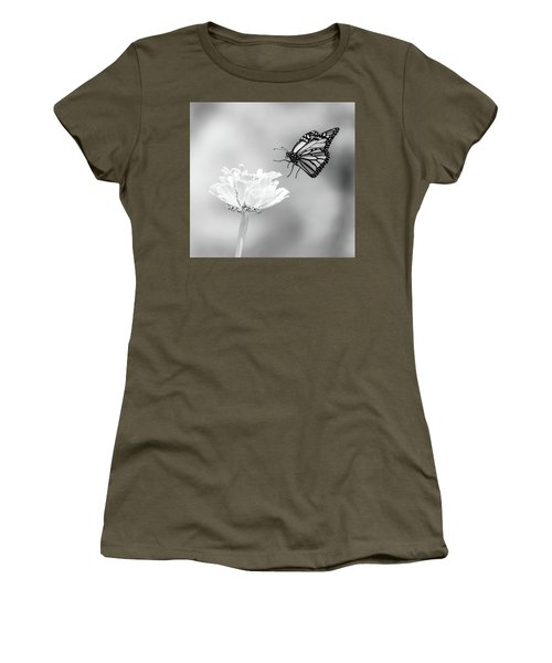 Monarch In Infrared 6 Women's T-Shirt