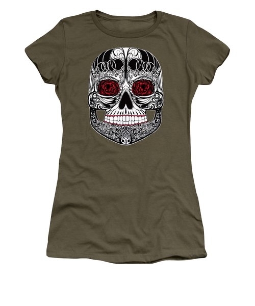 Monika's Sugar Skull Women's T-Shirt