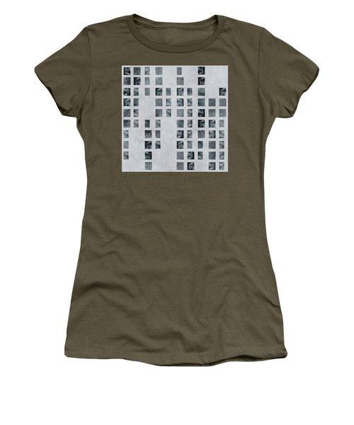 Moody Blues Data Pattern Women's T-Shirt