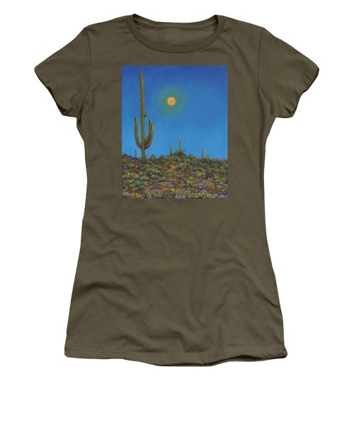 Moonlight Serenade Women's T-Shirt