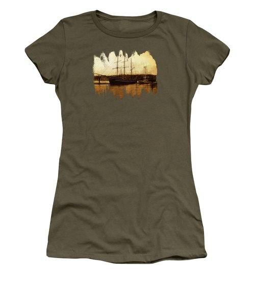 Moored Women's T-Shirt