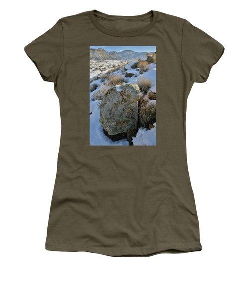 Morning At The Book Cliffs Women's T-Shirt