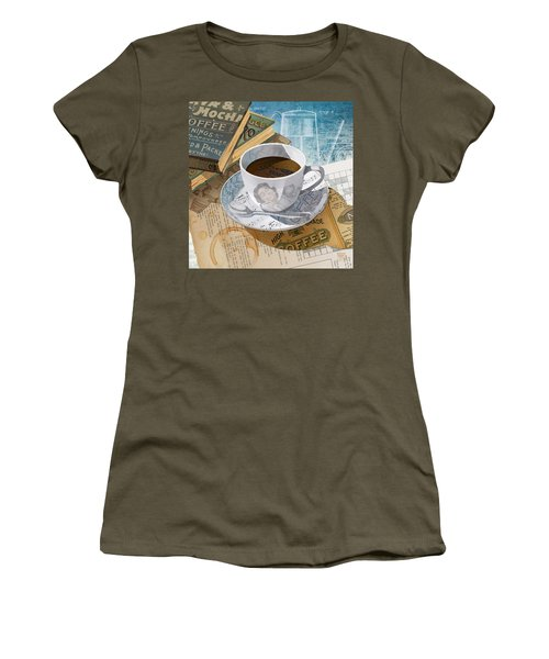 Morning Coffee Women's T-Shirt