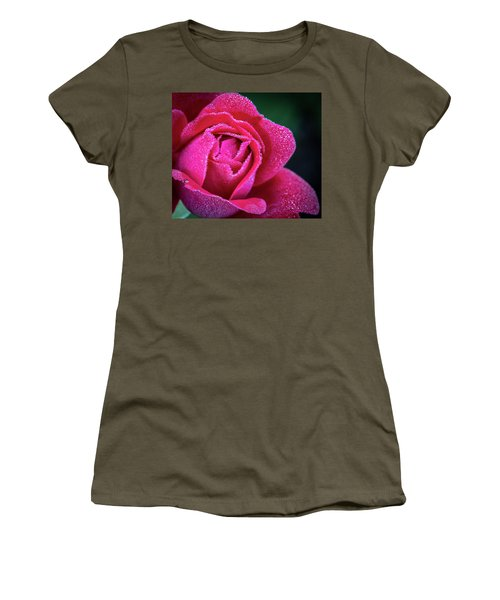 Morning Rose Women's T-Shirt