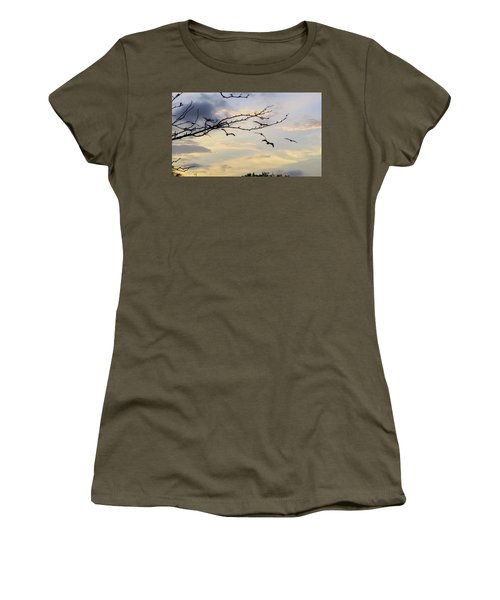 Morning Sky View Women's T-Shirt