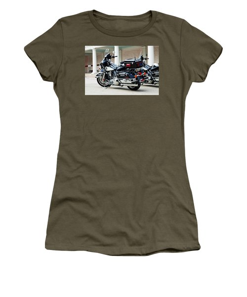 Motorcycle Cruiser Women's T-Shirt