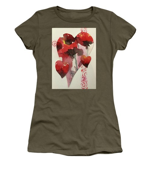 My Valentine Four Women's T-Shirt