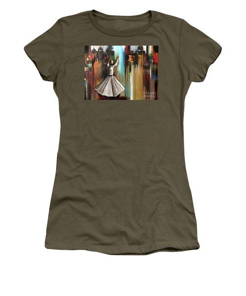 Mystical Journey  Women's T-Shirt
