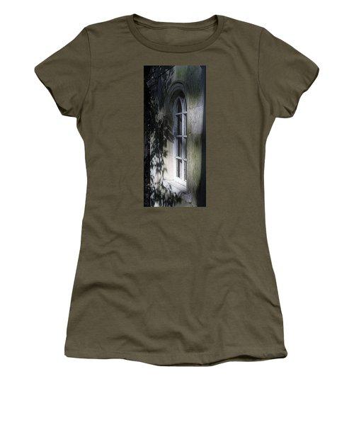 Mysterious Window Women's T-Shirt