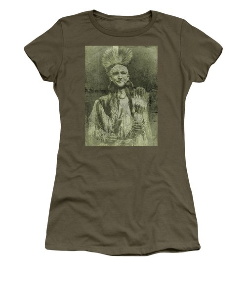 Native American Dancer Women's T-Shirt