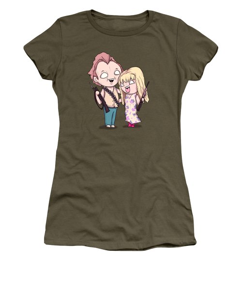 Natural Born Plushies Women's T-Shirt