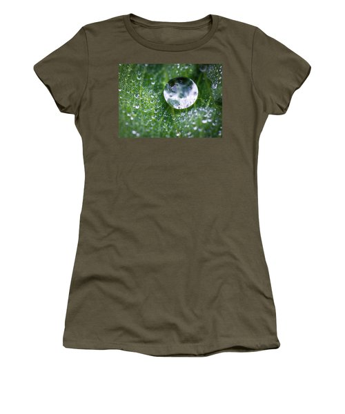 Natures Crystal Ball Women's T-Shirt