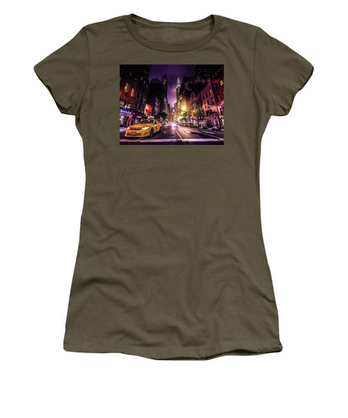 New York City Street Women's T-Shirt