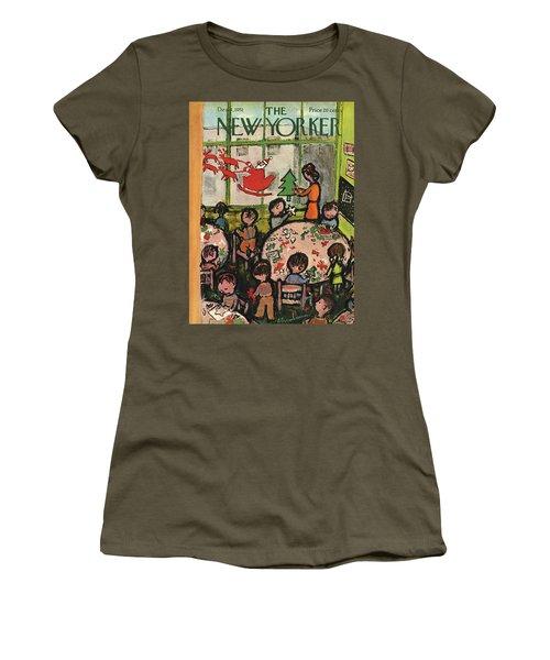 New Yorker December 8, 1951 Women's T-Shirt